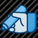 pencil, draw, edit, writing, hand, tool, drawing