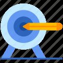 design, graphic, target