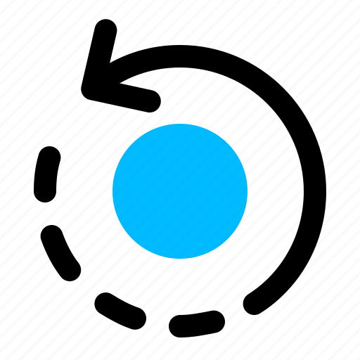 counter clockwise, graphic, rotate, rotation, tool icon