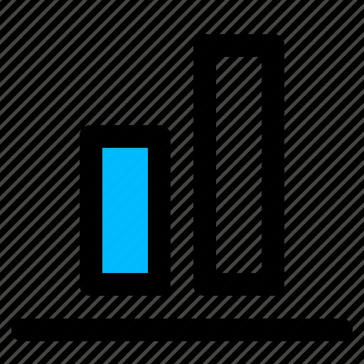 align, align to bottom, bottom align, vertical icon