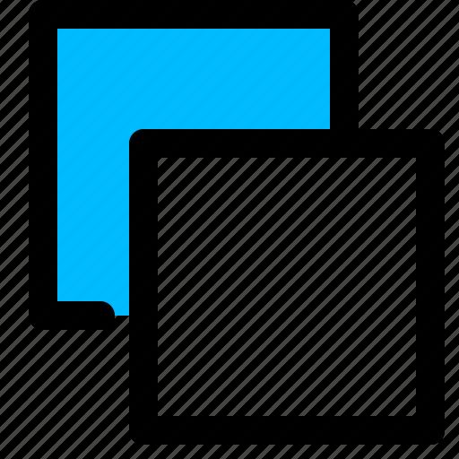 exclude, pathfinder, subtract, subtract shape icon