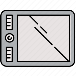 design, drawing, electronic, graphic, tool icon