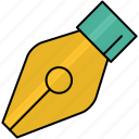 design, draw, graphic, ink, pen, tools icon