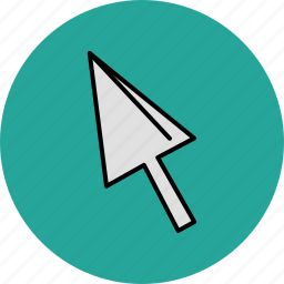 design, direct, graphic, pointer, selection, tools icon