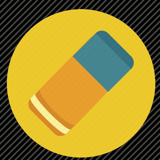 background, clear, delete, design, eraser, graphic, magic, round, tool, tools icon