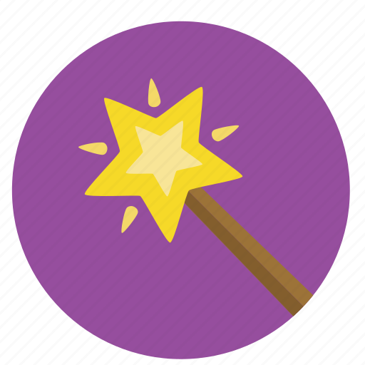 design, graphic, magic, round, selection, tool, tools, wand icon