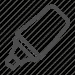 design, graphic, marker, oyps, stabilo, tool icon
