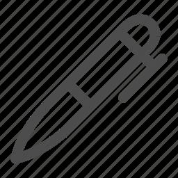 bic, design, graphic, pen, signature, tool, write icon