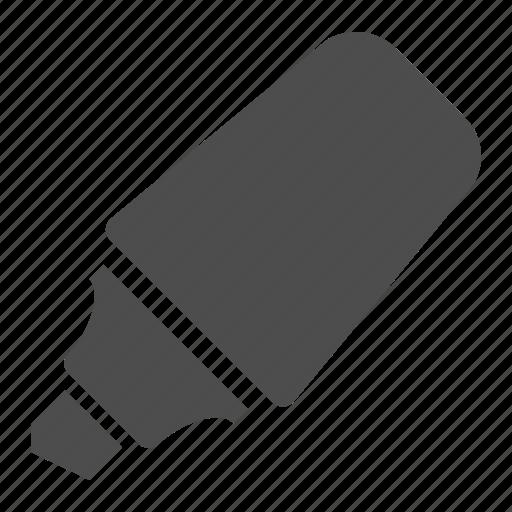 marker, stabilo icon
