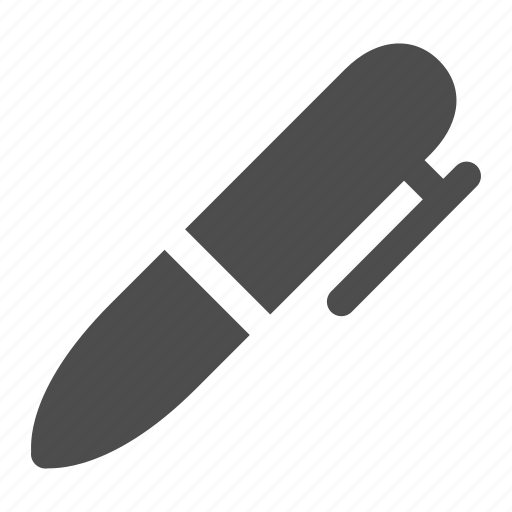 bic, pen, sign, signature, write, writing icon