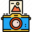 camera, digital, photo, picture, tools icon