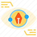 design, element, eye, grapgic, tools