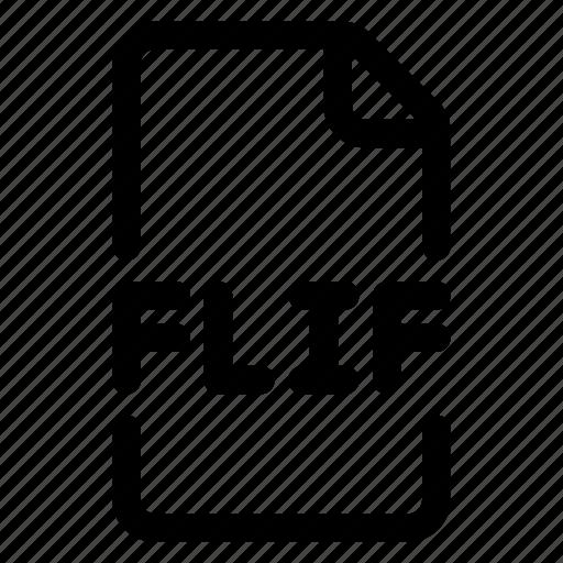 Doc, file, flif icon - Download on Iconfinder on Iconfinder