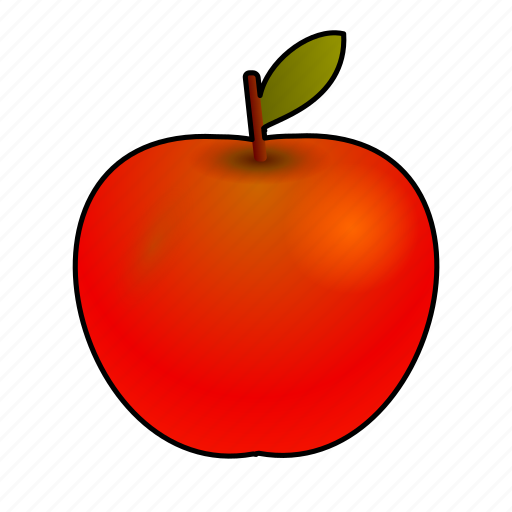 Apple, diet, fruit, cooking, food, manzana, pomme icon - Download on Iconfinder