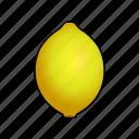 lemon, citrus, lime, cooking, food, fruit, citron