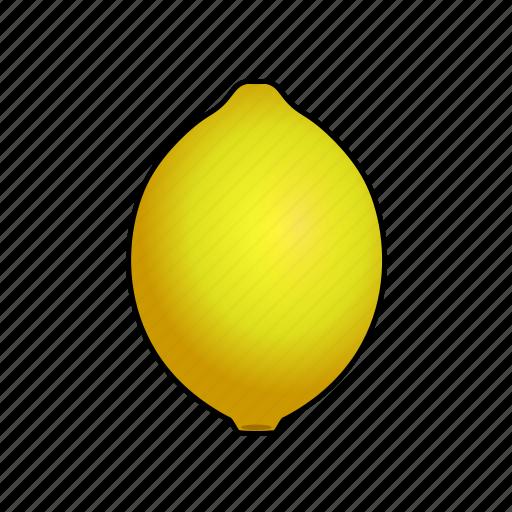 Lemon, citrus, lime, cooking, food, fruit, citron icon - Download on Iconfinder