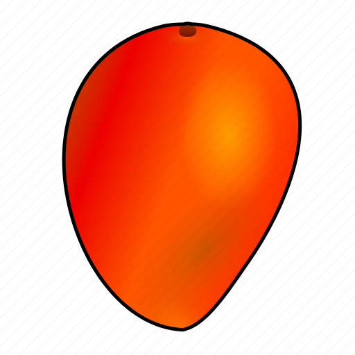 Mango, tropical, cooking, food, fruit, mangue icon - Download on Iconfinder