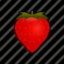 strawberry, cooking, food, fruit, erdbeere, fraise, fresa