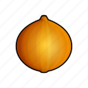 cooking, food, oignon, onion, vegetable icon