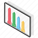 data visualization, eq chart, equalizer chart, frequency chart, graphic representation icon