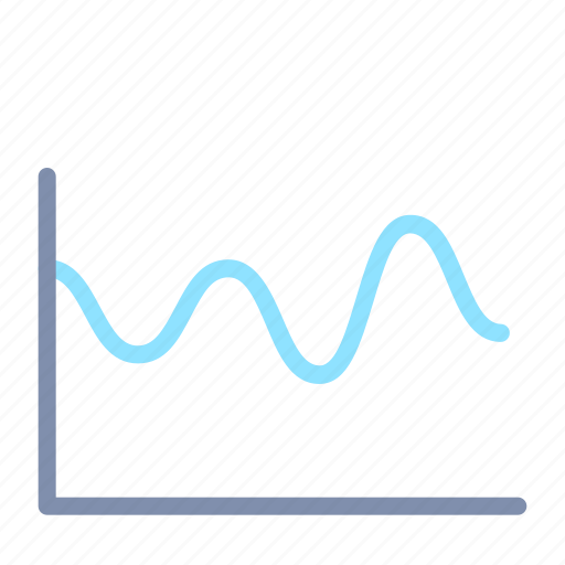 analysis, analytics, area, chart, graph, report, statistics icon