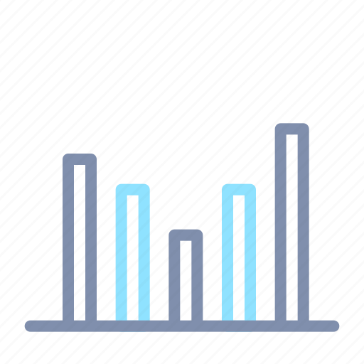 analysis, analytics, chart, graph, histogram, report, statistics icon