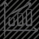 business growth, business profit, data analytics, growth chart, infographic, statistics