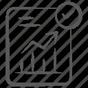 business profit, business report, data analytics, growth chart, infographic, statistics, verified chart