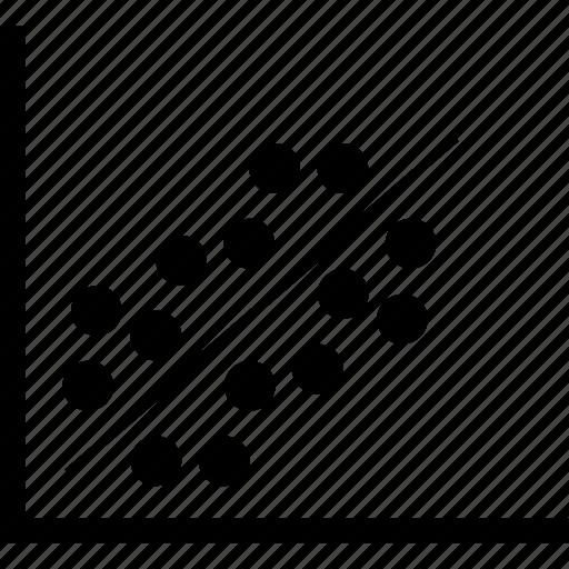 analysis, business, chart, graph, progress icon