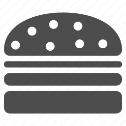burger, fast food, hamburger, lunch, menu, restaurant, sandwich icon