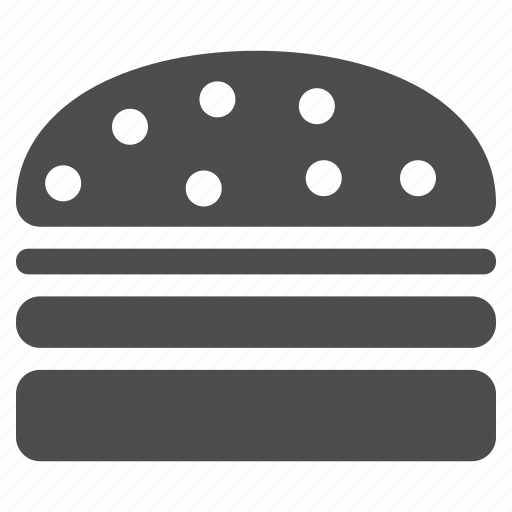 burger, fast food, hamburger, lunch, menu, restaurant, sandwich icon