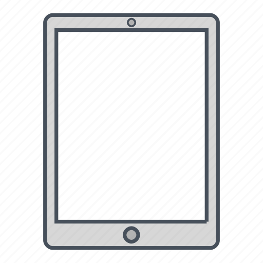 device, ipad, ipad pro, tablet icon
