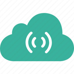 cloud, gps, signal, tower, wifi, wireless icon