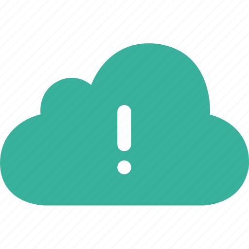 about us, alert, cloud, help, information, warning icon