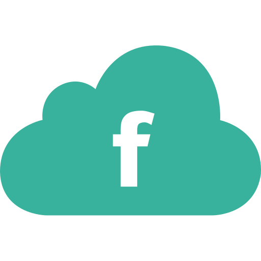 bookmark, bookmarking, cloud, facebook, social icon