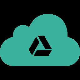cloud, drive, google, share, sharing icon