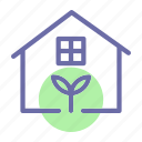 green, energy, recycle, environment, house