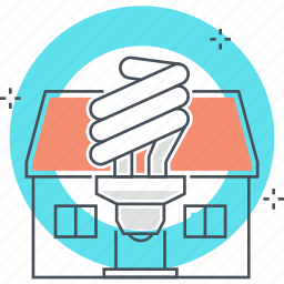bright, bulb, ecology, electric, energy, lamp icon