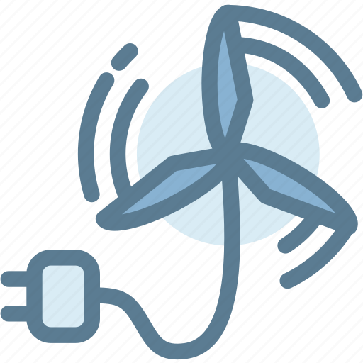 ecology, energy, green, plug, windmill, windturbine icon