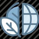 eco, ecology, globe green, green, leaf, nature, plant