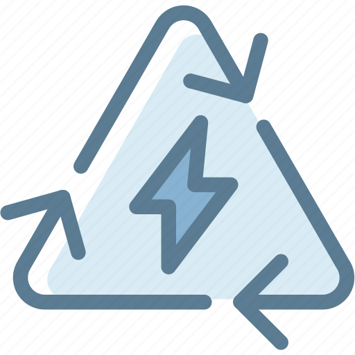 Ecology, energy, energy recycle, environment, reuse, sustainable, trash icon - Download on Iconfinder