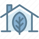 eco factory, ecology, energy, green, green house, leaf, organic house icon