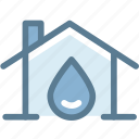 drop water, eco, ecology, energy, green, home, water house