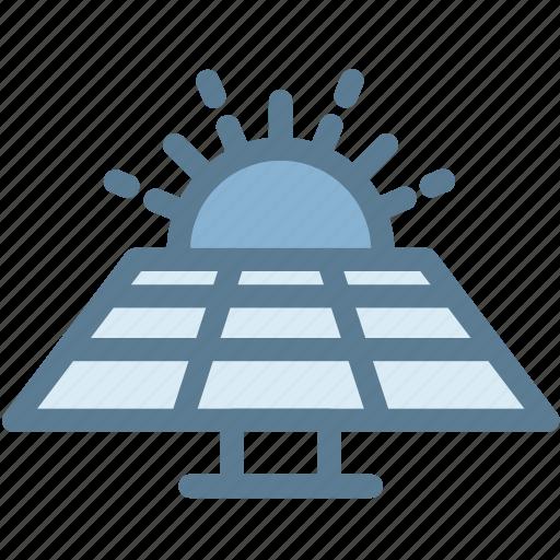 ecology, energy, green energy, solar energy, solar panel, solar power, sun icon
