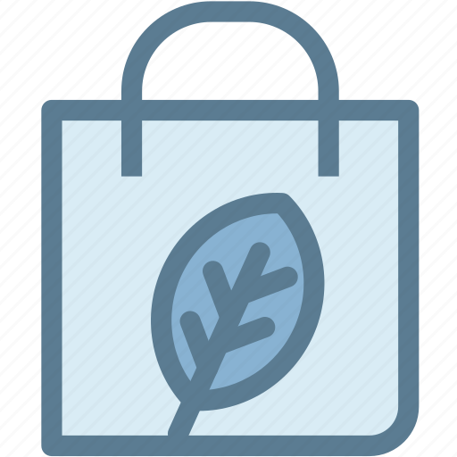 bag, ecofreindly, ecology, environment, green, leaf, recycle bag icon
