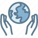 earth, ecology, energy, environment, globe, green, save world icon