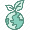 eco, ecology, energy, globe green, green, ozone, world icon