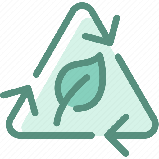 ecology, environment, green, natural recycle, reuse, sustainable, trash icon