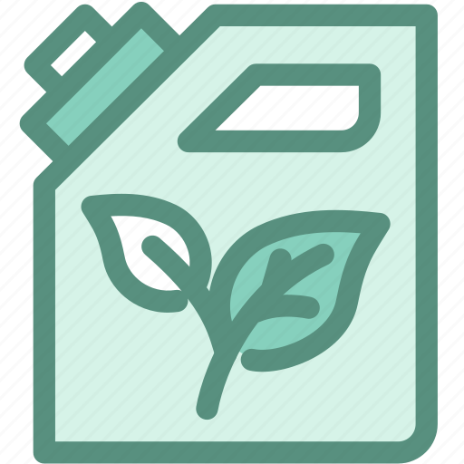 Eco, ecology, energy, green, jerrycan, oil icon - Download on Iconfinder