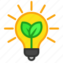 ecology, energy, green, lamp, light, save